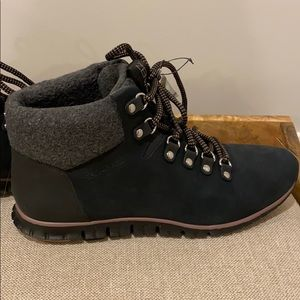 New Cole Haan Zerogrand boot